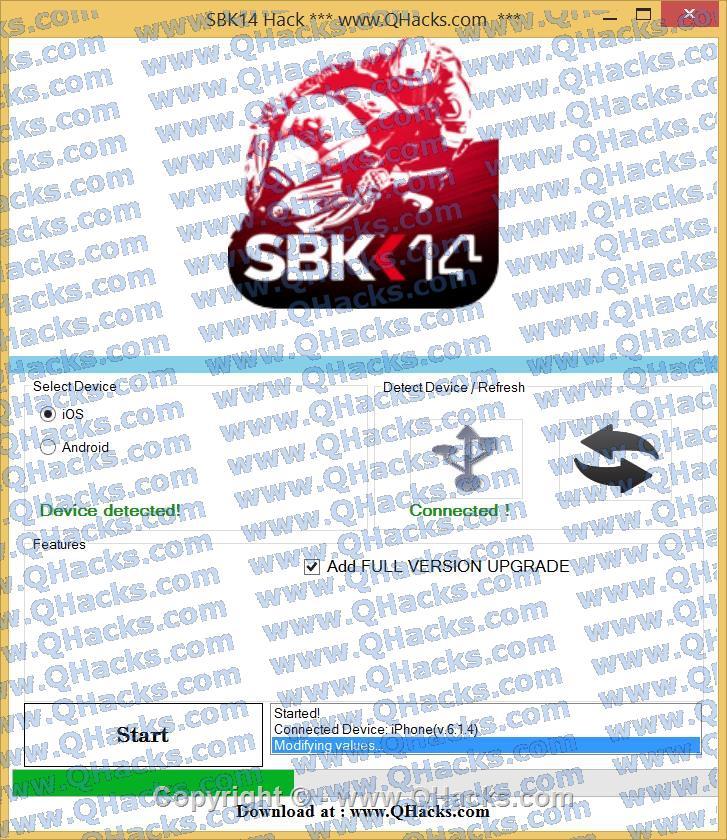 SBK14 hacks