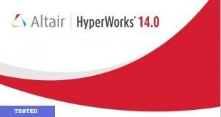 Altair HyperWorks 14.0 Full Crack & Keygen