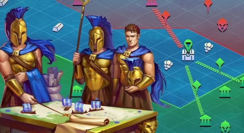 War Odyssey Gods and Heroes Hack