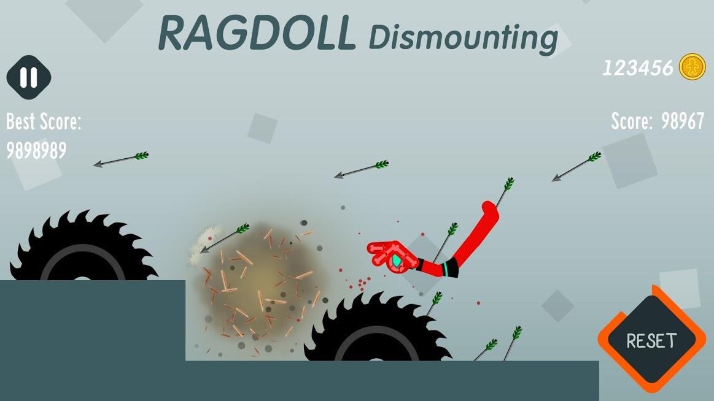 Ragdoll Dismounting APK Mod