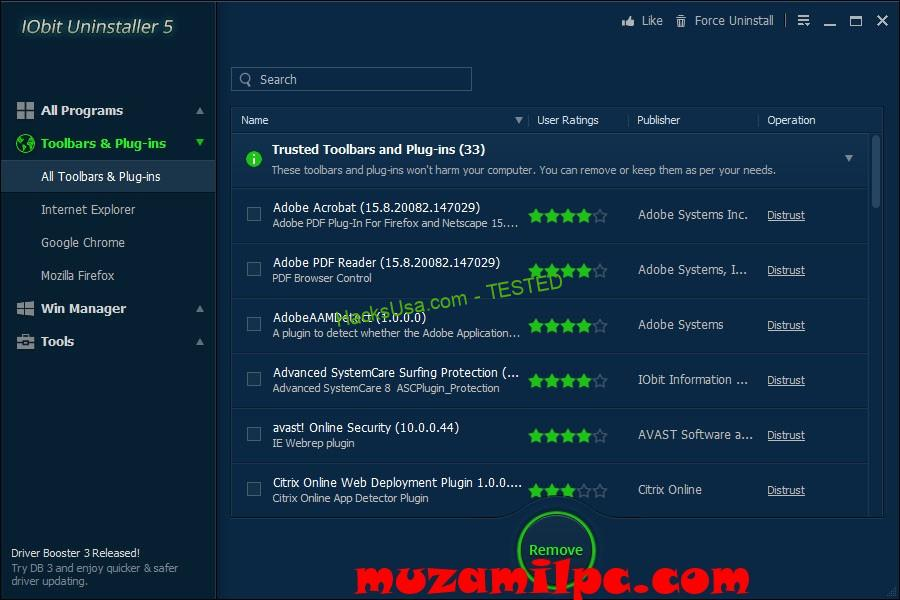 IObit Pro Uninstaller Pro 9.4.0.20 + Crack With Serial Key Is Here