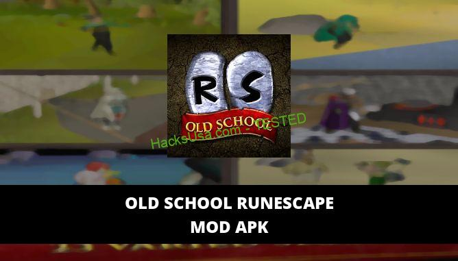 Old School RuneScape Featured Cover