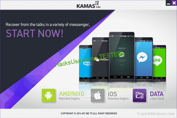 KAMAS Lite 4.3.9 Activation Code Full Version