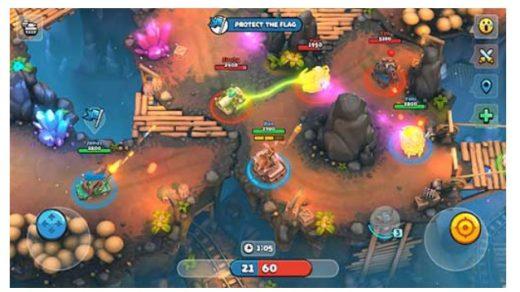 Pico Tanks: Multiplayer Mayhem 40.2.0 Apk + Mod (Money) + Data Android