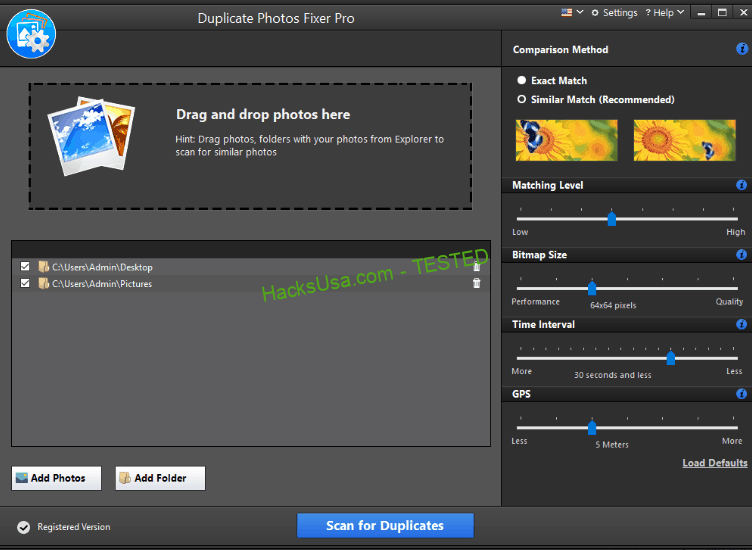 Duplicate Photos Fixer Pro Crack 1.1 With Key