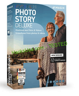 MAGIX Photostory 2021 Deluxe 20.0.1.62 With Crack